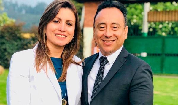 Rafael y Marcela Aponte