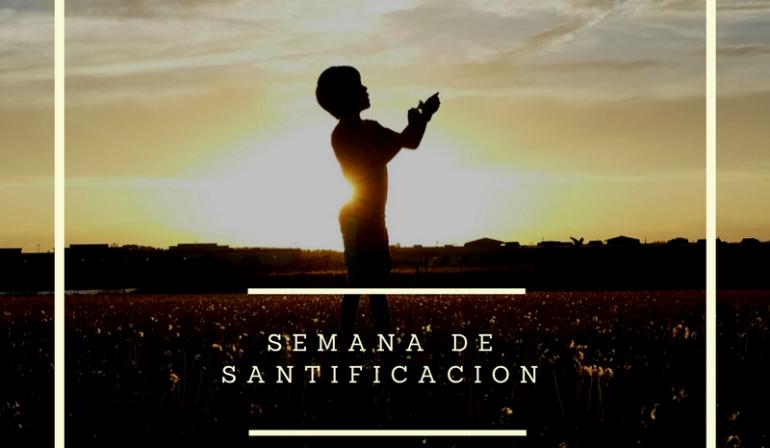 Semana de Santificación